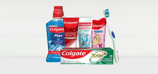 Colgate Oral Care Products